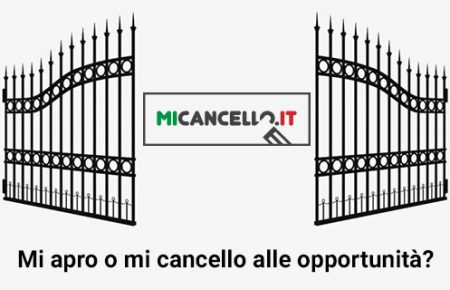 Scopri MiCancello.it
